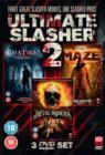 Ultimate Slasher Collection II - DVD