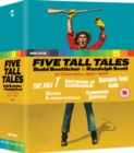 Five Tall Tales: Budd Boetticher & Randolph Scott at Columbia... - Blu-ray