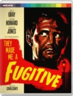 They Made Me a Fugitive - Blu-ray
