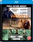 I Am Wrath/Left Behind/Blunt Force Trauma - Blu-ray