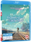 The Place Promised in Our Early Days/Voices of a Distant Star - Blu-ray