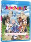 Konosuba: God's Blessing On This Wonderful World - Season Two - Blu-ray