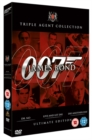 James Bond: Ultimate Red Triple Pack - DVD