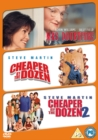 Cheaper By the Dozen/Cheaper By the Dozen 2/Mrs Doubtfire - DVD