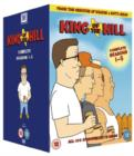 King of the Hill: Complete Seasons 1-5 - DVD