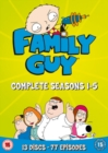 Family Guy: Seasons 1-5 - DVD