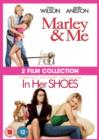 Marley and Me/In Her Shoes - DVD