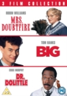 Big/Mrs Doubtfire/Dr Dolittle - DVD