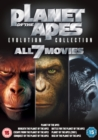 Planet of the Apes: Evolution Collection - DVD