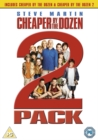 Cheaper By the Dozen/Cheaper By the Dozen 2 - DVD