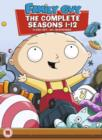 Family Guy: Seasons 1-12 - DVD