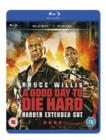 A   Good Day to Die Hard - Blu-ray