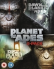 Rise of the Planet of the Apes/Dawn of the Planet of the Apes - Blu-ray