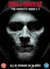 Sons of Anarchy: Complete Seasons 1-7 - DVD