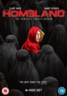 Homeland: The Complete Fourth Season - DVD