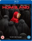 Homeland: The Complete Fourth Season - Blu-ray