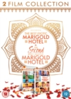 The Best Exotic Marigold Hotel/The Second Best Exotic Marigold... - DVD