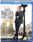 On Her Majesty's Secret Service - Blu-ray