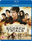 Maze Runner: Chapter II - The Scorch Trials - Blu-ray
