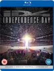Independence Day: Theatrical and Extended Cut - Blu-ray