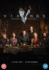 Vikings: Season 4 - Volume 1 - DVD