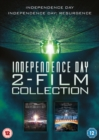 Independence Day 2 Film Collection - DVD