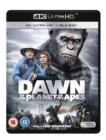 Dawn of the Planet of the Apes - Blu-ray