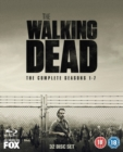The Walking Dead: The Complete Seasons 1-7 - Blu-ray