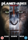 Planet of the Apes Trilogy - DVD