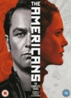 The Americans: The Complete Series - DVD