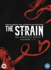The Strain: The Complete Series - DVD