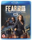 Fear the Walking Dead: The Complete Fourth Season - Blu-ray