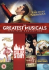 The Greatest Musicals: Five Film Collection - DVD