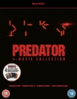 Predator Quadrilogy - Blu-ray