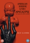 American Horror Story: Apocalypse - The Complete Eighth Season - DVD