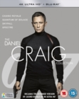 James Bond: The Daniel Craig Collection - Blu-ray