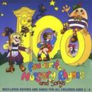 100 Favourite Nursery Rhymes and Songs - CD