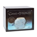 GoT - Night King Shaped Mug - Book