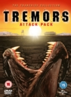 Tremors: 1-4 - DVD