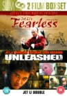 Fearless/Unleashed - DVD
