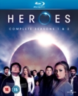 Heroes: Complete Seasons 1 & 2 - Blu-ray