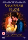 Shakespeare in Love - DVD