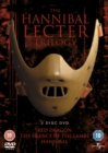 The Hannibal Lecter Trilogy - DVD