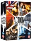 2012/Backdraft/Bronson/Crank/Death Race 2/S.W.A.T - DVD