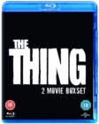 The Thing (1982)/The Thing (2011) - Blu-ray