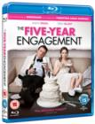 The Five-year Engagement - Blu-ray