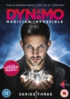 Dynamo - Magician Impossible: Series 3 - DVD