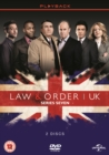 Law and Order - UK: Season 7 - DVD