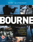 The Bourne Collection - Blu-ray
