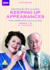 Keeping Up Appearances: Series 1-5 - DVD